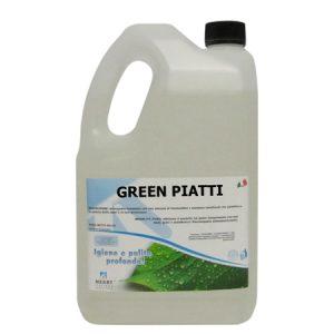 green piatti